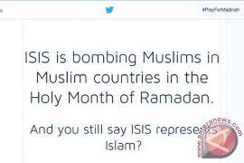 #PrayForMadinah jadi trending topic di Twitter