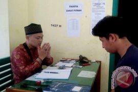 Zakat fitrah di Bengkulu ditentukan paling rendah Rp25 ribu