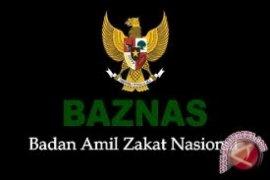 Logo Baznas dicatut spanduk larangan perayaan Natal