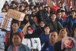 Ahok perkirakan pendatang baru Jakarta mencapai 70.000 orang