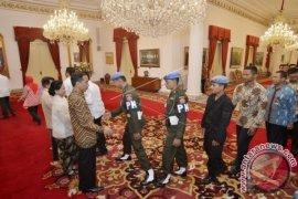 Silaturahim dengan Presiden di Istana Negara