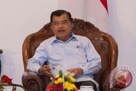 Jusuf Kalla nilai gerakan ganti presiden bentuk kampanye politik