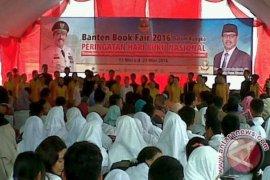 """Perpustakaan Banten Gelar """"Banten Book Fair 2016"""""""