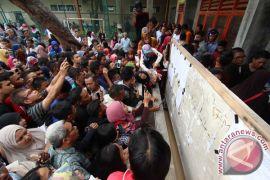 Ujian susulan PPDB di Medan berjalan lancar