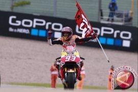 Marquez menangi MotoGP Prancis