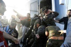 Puluhan pejabat akademi militer Turki dihukum seumur hidup
