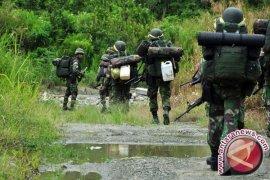 Kontak senjata tewaskan dpo teroris jaringan santoso