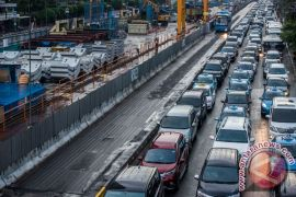 Polda Metro catat 12.665 pelanggaran selama uji coba ganjil genap