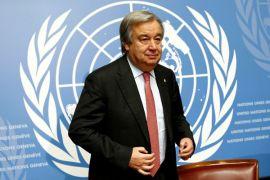 """Jepang dorong Sekjen PBB agar """"memaksimalkan tekanan"""" pada Korut"""