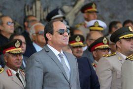 Diundang Trump, Presiden Mesir ke Gedung Putih 3 April