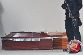 Istri siri Santoso dirawat di RSU Bhayangkara Palu