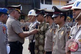 Lagi, polisi tidak disiplin dipecat