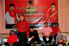 PDIP Bangka Belitung Gelar Halal Bihalal