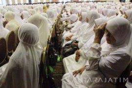 Jatah Haji Kota Madiun Naik 73 Orang