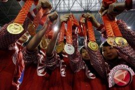 Bengkulu Targetkan Tiga Emas Pon Jawa Barat