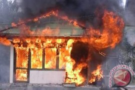 Mukomuko ganti peralatan budidaya lele yang terbakar