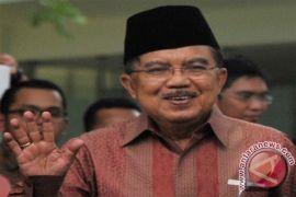 JK: Pertemuan Jokowi-SBY teladan bagi rakyat