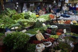 Harga sayur mulai naik