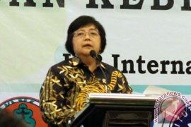 Menteri LHK Ajak Masyarakat Bogor Rawat Lingkungan