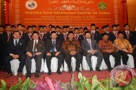 Ponpes Hafidz Quran Sulaimaniyah Turki hadir di Sabang