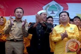 Setya Novanto Tegaskan Tidak Miliki Ambisi Menjabat