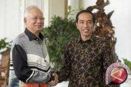 Jokowi-Najib Bahas Tiga Isu Strategis Indonesia-Malaysia