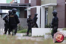 Kelompok teroris Batam punya tempat latihan menembak