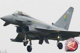 Pesawat perang Denmark jatuhkan bom pertama di wilayah ISIS