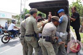 Puluhan pengemis terjaring razia di Banda Aceh