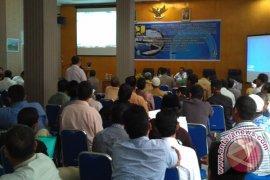 Kemenpur review luasan daerah irigasi Lhok Guci