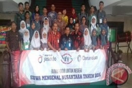 23 South Kalimantan's outstanding students to Banten