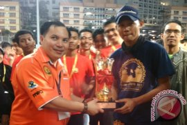 Marching Band SMKN 5 Banjarmasin Juara di Malaysia