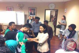 Suasana program Siswa Mengenal Nusantara tampak sepi
