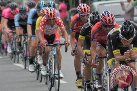 Pebalap Vietnam kembali rebut podium Tour de Siak