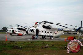 Satgas Karhutla tempatkan helikopter di Dumai