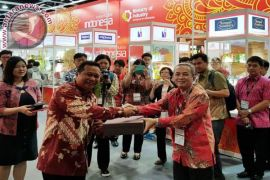 Industri makanan minuman Nasional promosi ke Hong Kong