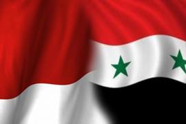 Indonesia-Suriah Tanam Kembali Hutan Persahabatan