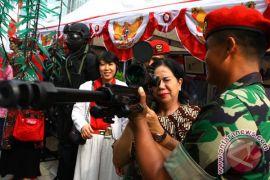 Kodam XIII/Merdeka akan gelar pameran persenjataan