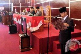 DPRD Kota Bengkulu Gelar Paripurna HUT RI