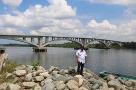 Penajam Dukung Pembangunan Jembatan Pulau Balang