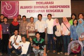 AJI Bengkulu Gelar Workshop Serikat Pekerja Media