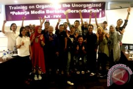 Jurnalis Bengkulu Sepakat Bentuk Serikat Pekerja
