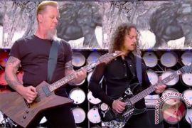 Metallica kembali konser di Singapura Januari mendatang