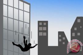 Pasien diduga bunuh diri dengan terjun dari lantai empat