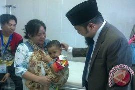 Rumah sakit kota dinamai RSUD Fatmawati Soekarno