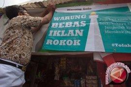 Pemerintah daerah bisa melarang iklan rokok