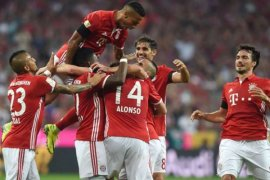 Bayern Munich menuju empat besar Liga Champions