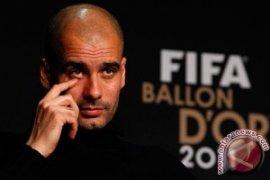 Pep Guardiola diskors dua pertandingan, Ada apa?