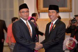 Hasyim Asy`ari dilantik menjadi komisioner KPU