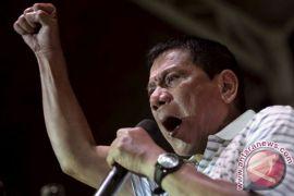 Presiden Filipina akan bertindak keras terhadap teroris